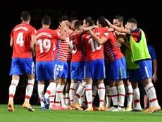 Estos son los 48 equipos clasificados para la Europa League 20-21. EFE/Miguel Ángel Molina