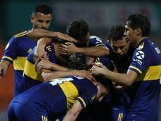 Boca es, de largo, el club más popular de Argentina en las redes. EFE/Archivo