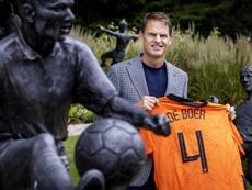 Frank de Boer garante que seguirá o estilo de Koeman. EFE