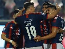 Cerro Porteño empató a cero ante Sol de América. EFE