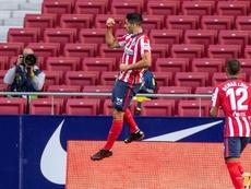 Suárez brilló en su debut. EFE