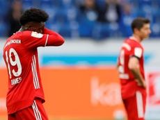 Bayern - Hoffenheim. EFE