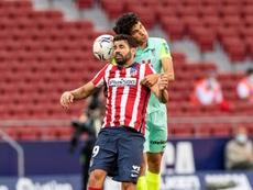 Diego Costa, en el radar del PSG. EFE