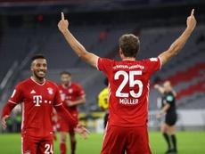 El Bayern ganó la Supercopa de Alemania 2020. EFE/EPA
