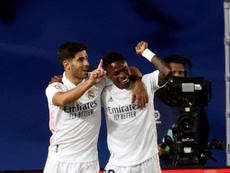 Real Madrid conquista mais uma vitória. EFE/JuanJo Martín