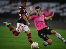 Michael é tema de impasse entre Flamengo e Goiás. EFE/Carl de Souza
