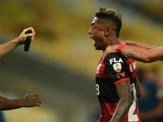 Inter y Flamengo acarician los cuartos, Santos sale vivo y Corinthians se la pega. EFE