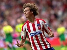 Rodrigo Riquelme podría volver al Atlético. EFE