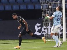 Ansu Fati pone, Messi se repone y el Barça se ríe del sufrimiento. EFE