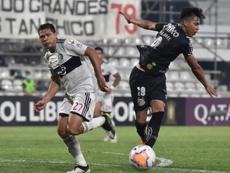 Olimpia y Libertad finalizan la Liga con empate. EFE