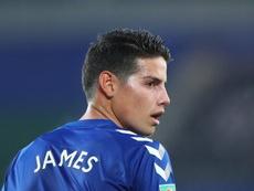 James de retour et sur le banc contre West Ham. EFE