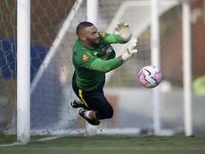 Disputó un partido con Brasil y otro con su club... ¡en menos de 24 horas! EFE/EPA/Lucas Figueiredo