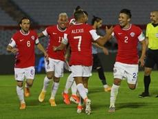 Alexis aseguró estar orgulloso del compromiso de su Selección. EFE