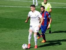 El Madrid se olvida de ganar sin Valverde. EFE