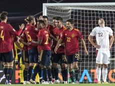 El Países Bajos-España, a puerta cerrada. EFE