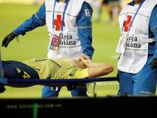 Santiago Arias opéré dans la semaine à Madrid. EFE