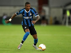 Ashley Young é o sexto caso positivo da Inter. EFE/EPA/LARS BARON/Arquivo
