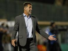 Vagner Mancini tem desvantagem, dúvidas e desfalques para visitar o América. EFE/Sebastião Moreira