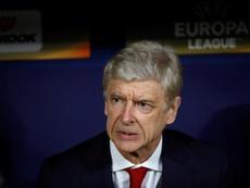 Wenger defendeu Henry e sua fase como técnico do Monaco. EFE/ JuanJo Martin