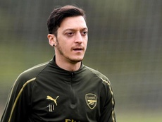 Özil could leave Arsenal. EFE