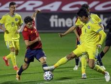Spain under 21s will play in Marbella. EFE