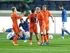 Países Bajos sobrevive en Italia. EFE