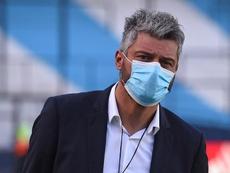 Munúa podría dirigir a Argentinos Juniors. EFE/Archivo