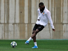 Atletico Madrid want Kondogbia as soon as possible. EFE