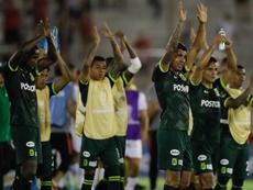 Atlético Nacional anunció cinco bajas. EFE