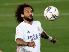 Marcelo reaches 250 La Liga wins. EFE