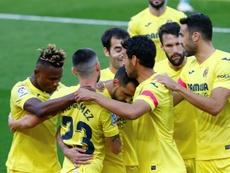 El Villarreal acumula tres victorias consecutivas en La Cerámica. EFE