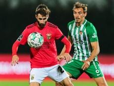 Benfica vence e segue firme e forte na ponta. EFE