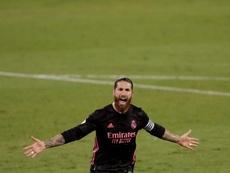Séptima derrota sin Ramos en el Madrid. EFE/Archivo