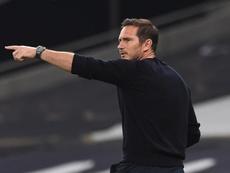 Lampard en désaccord avec Mourinho pour la course au titre. EFE