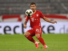 Lucas Hernandez is staying at Bayern Munich. EFE