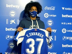 Tavares is reportedly one of Barcelona's targets. EFE