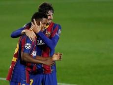 Le Baby Barça continue de prendre forme. EFE