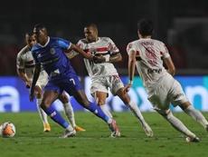 Sao Paulo se divierte y se conforma con la Sudamericana. EFE