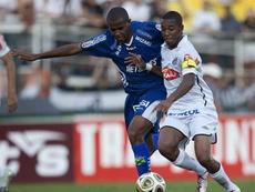Liga de Quito y Santos se enfrentarán en la Copa Libertadores. EFE