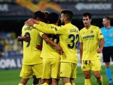 El Villarreal sudó más de lo esperado ante el Sivasspor. EFE