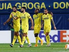 Alcácer destacó la defensa por encima del ataque. EFE/Domenech Castelló