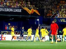 Emery tiró de profundidad de banquillo ante el Sivasspor. EFE/Domenech Castelló