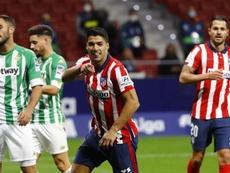 Luis Suárez va a por Osasuna. EFE