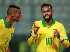 Diego Carlos, appelé pour la première fois avec la sélection du Brésil. EFE