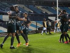 Estudiantes de Mérida se dejó empatar un partido que ganaba 0-2. EFE