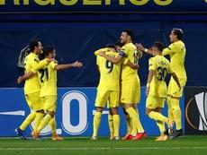 El Villarreal es uno de los cuatro que puede sellar su pase a la siguiente fase. EFE