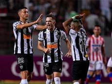Atlético Mineiro se mantiene en el liderato. EFE