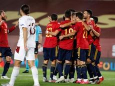 La Liga de Naciones sorteará este jueves las semifinales. EFE