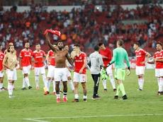 Prováveis escalações de Internacional e Boca Juniors. EFE