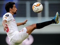 Sevilla will train without Jesus Navas. EFE